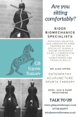 Georgina Bull Equine Therapy/ Osteopathy